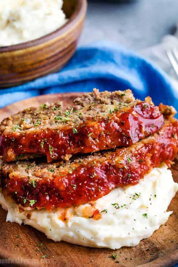 slow cooker beef recipes meatloaf