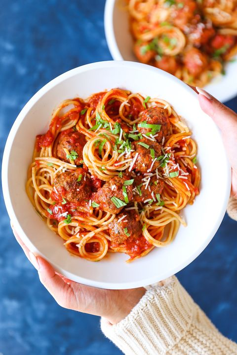 slow cooker beef recipes spaghetti meatballs