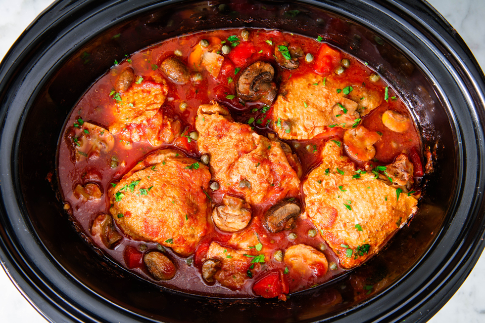Slow cooker chicken breast recipes easy