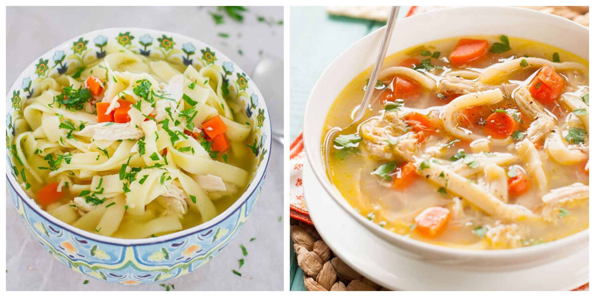 15 Chicken Noodle Soup Recipes You Can Make in Your Slow Cooker
