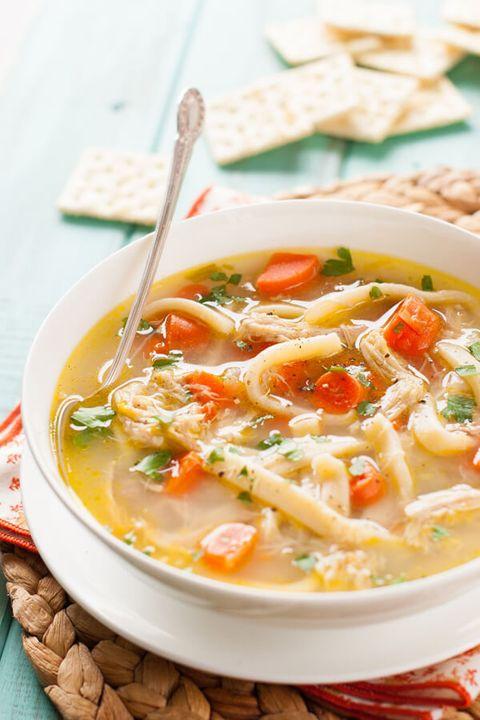 15 easy crock pot chicken noodle soup recipes  best slow