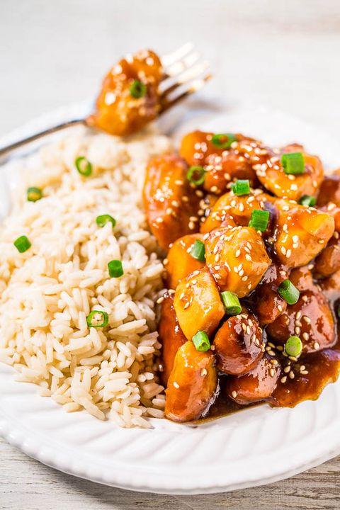 slow cooker chicken recipes orange