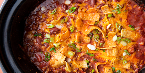 Slow-Cooker Chili horizontal