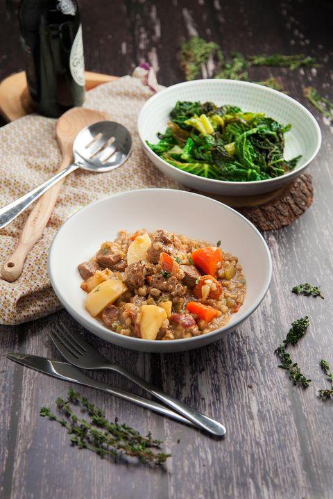 Irish stew slow cooker