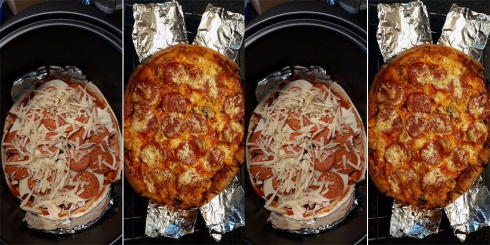 Slow Cooker Pizzas Are A Thing And We Can't Wait To Try One