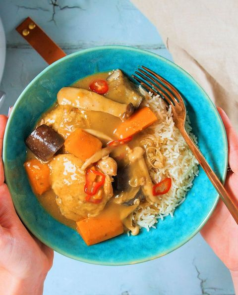 best slow cooker recipes thai green curry