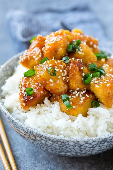 slow cooker recipes orange chicken