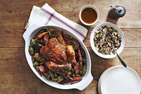 slow cooker thanksgiving menu