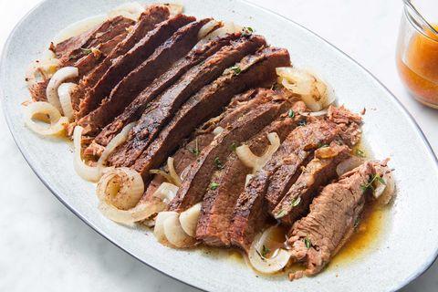 Dish, Food, Cuisine, Ingredient, Meat, Rinderbraten, Carne asada, Produce, Brisket, Pot roast,