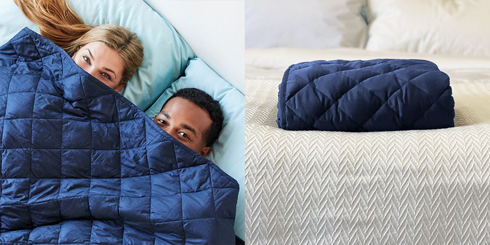 Slumber Cloud Just Launched Its First Weighted Blanket