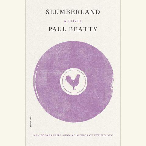 slumberland, paul beatty