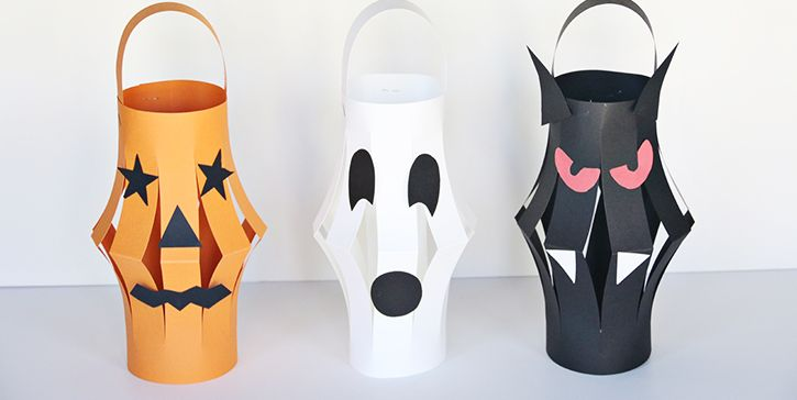 10 Halloween Lanterns You Can Make In No Time