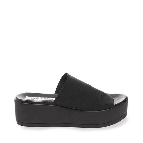 sandalias plataforma tendencias noventas zapatos