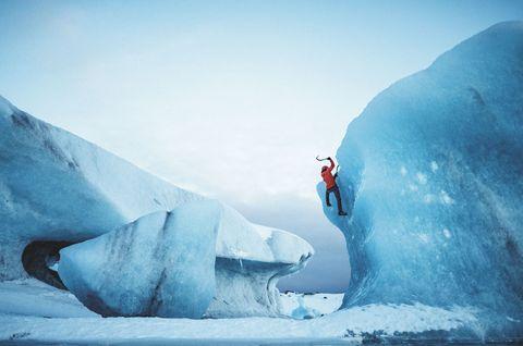 Glacial landform, Ice, Ice cave, Polar ice cap, Glacier, Arctic, Iceberg, Freezing, Natural environment, Ice cap,