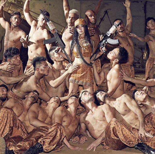 蔡依林Jolin與她的32個男人!最新MV〈你也有今天〉的小鮮肉&肌肉猛男,各種菜色的IG都幫你挖出來了!