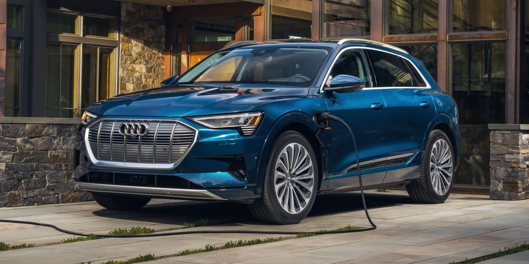 For 2021, Audi e-tron Gets $8800 Price Cut, Plus Additional Range