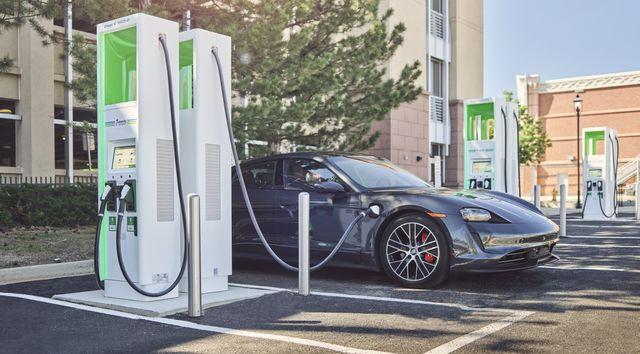 ea charging station