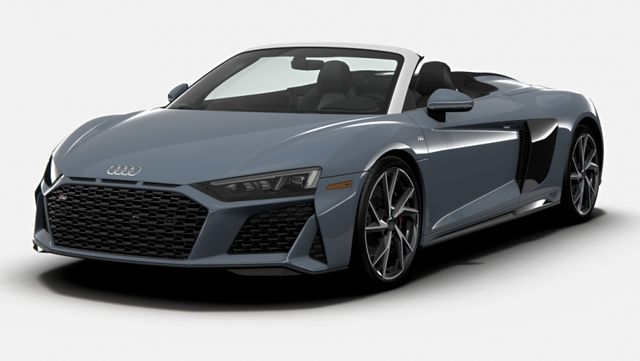 2021 audi r8 offered with rear wheel drive