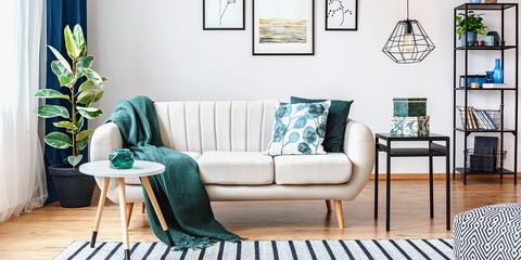 15 Best Small Apartment Decor Ideas for 2019 - How to Decorate a ...