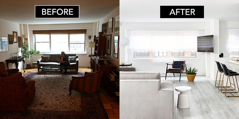 small apartment design & Small Apartment Design Transformed This NYC Apartment - Small ...
