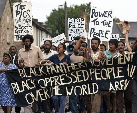 manifestacion contra el racismo