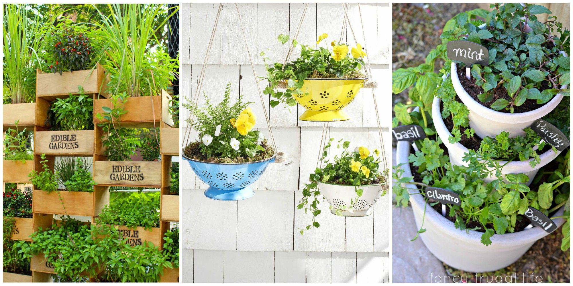image & 25 Small Backyard Ideas - Beautiful Landscaping Designs for Tiny Yards