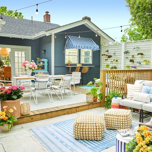 20 Small Backyard Ideas - Small Backyard Landscaping and ...