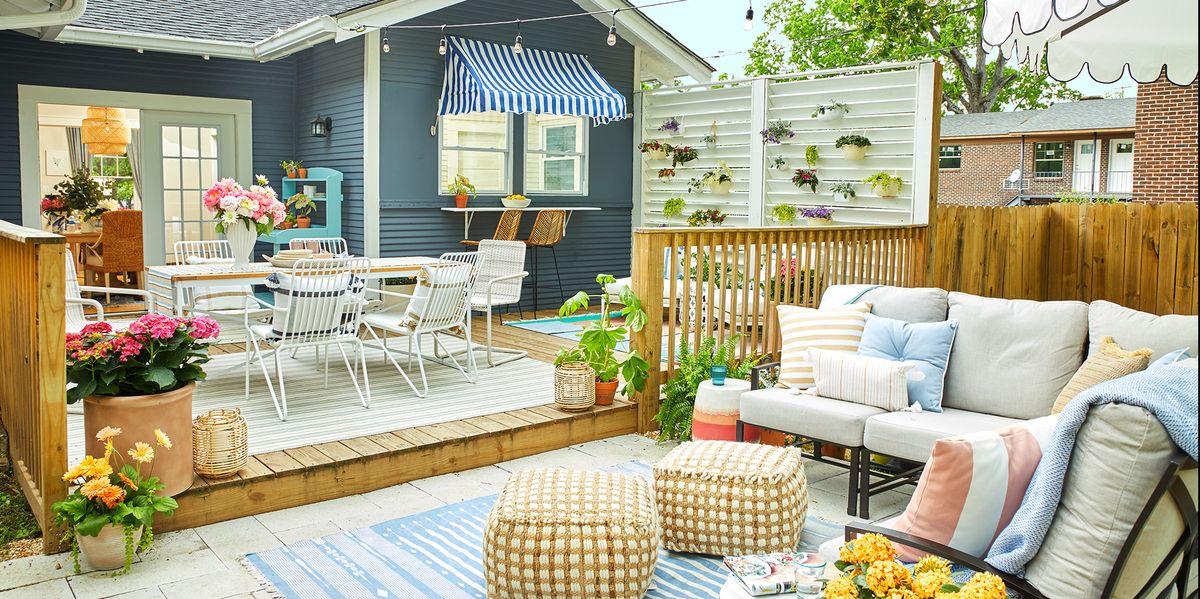 20 Small Backyard Ideas Small Backyard Landscaping And