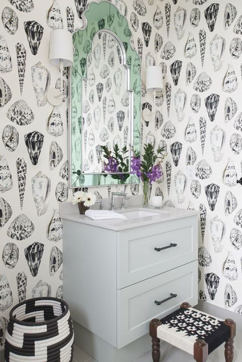 Small Bathroom Pictures | Bold Design Ideas For Small Bathrooms Small Bathroom Decor