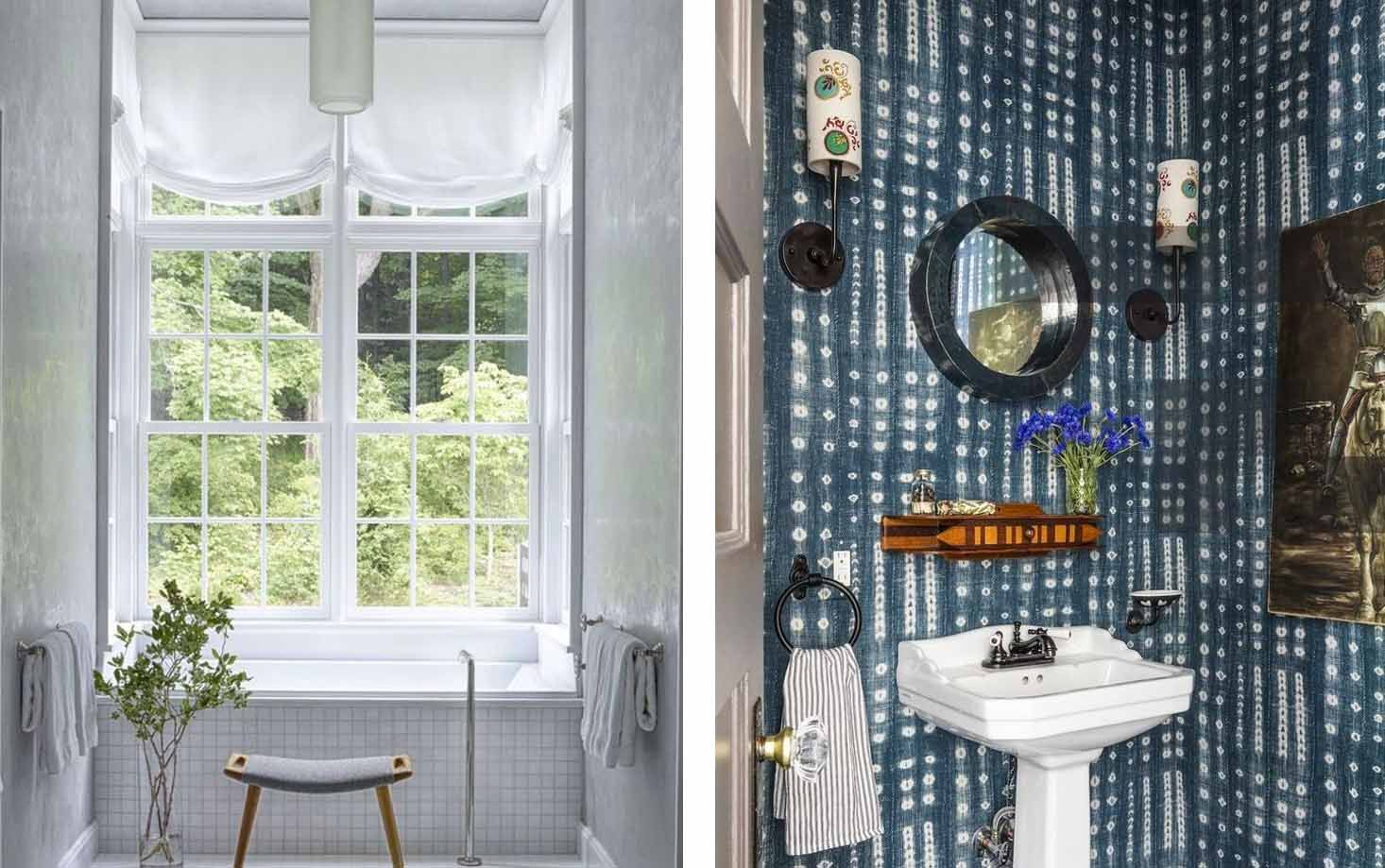 60 Small Bathrooms That Are Far from Boring