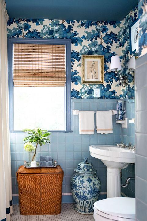 46 Small Bathroom Ideas, Small Bathroom Decorating