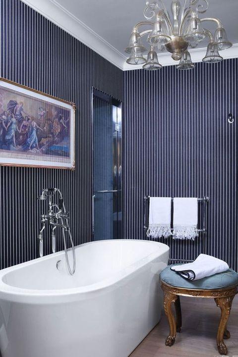 Best Bathroom Wallpaper Ideas 22, Wallpaper For Bathroom Walls