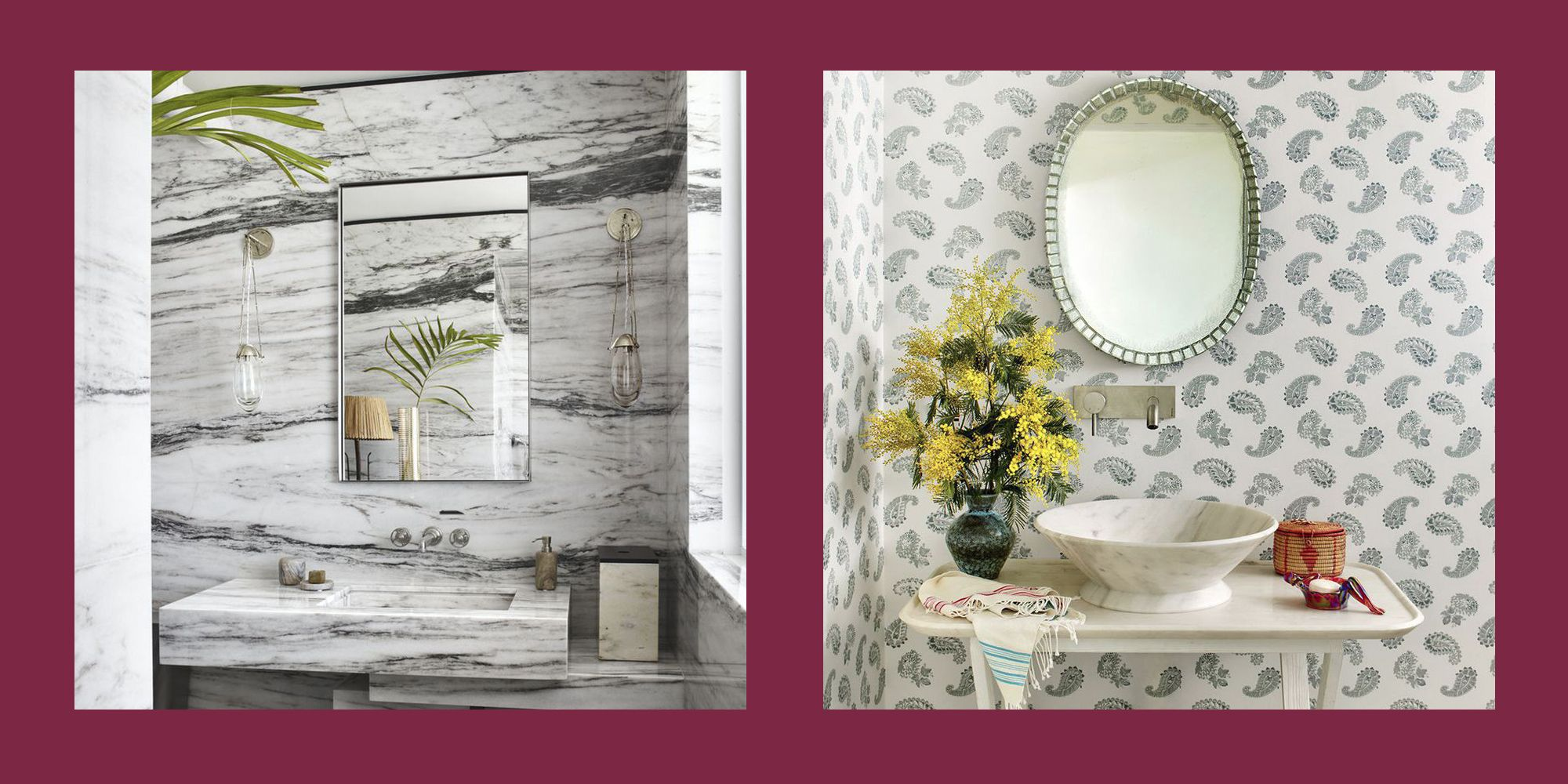 50 Small Bathrooms That Feel Grand