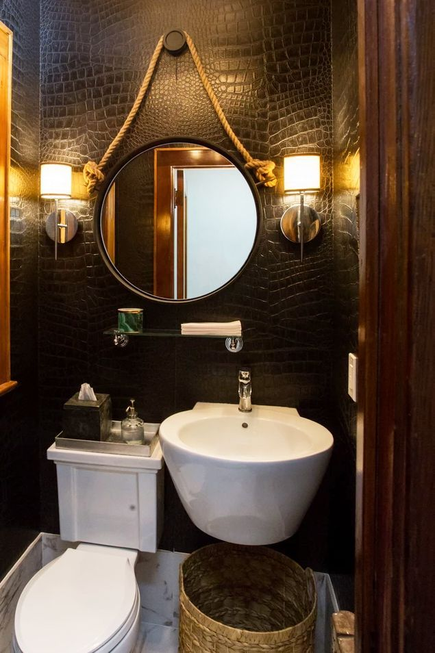 40 Small Bathroom Design Ideas - Small Bathroom Solutions