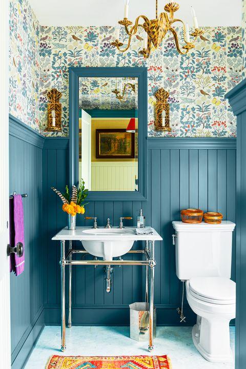 46 Small Bathroom Ideas, Design Ideas For Small Bathrooms
