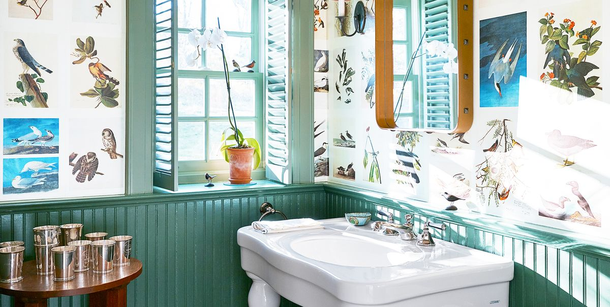 18 Small Bathroom Paint Colors We Love, Bathroom Paint Colors For Small Bathrooms 2021