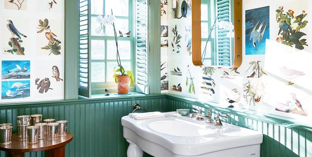 18 Small Bathroom Paint Colors We Love