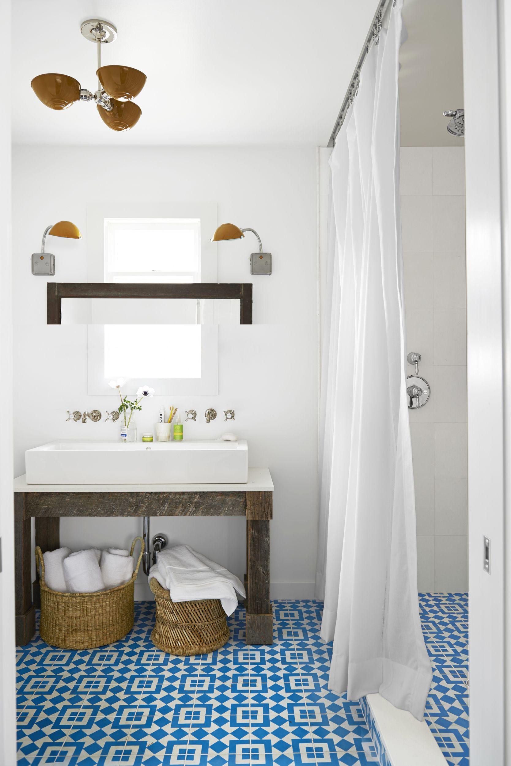 18 small bathroom storage ideas wall storage solutions and shelves rh goodhousekeeping com Bathroom Ideas for Small Spaces Wire Shelves for Small Bathrooms