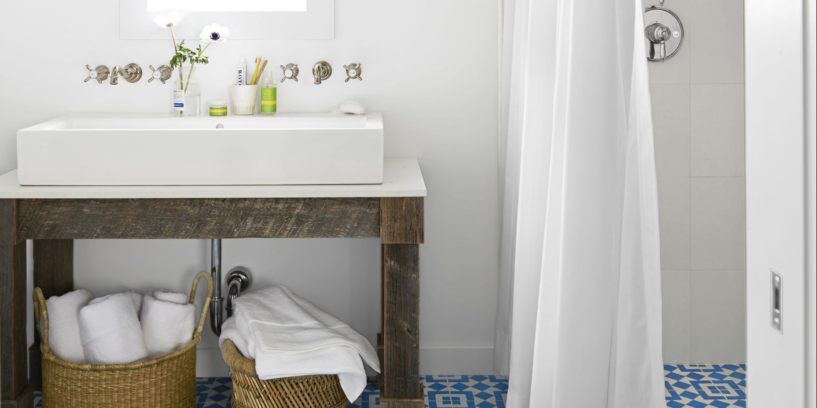 18 Small Bathroom Storage Ideas Wall Storage Solutions And Shelves For Bathrooms