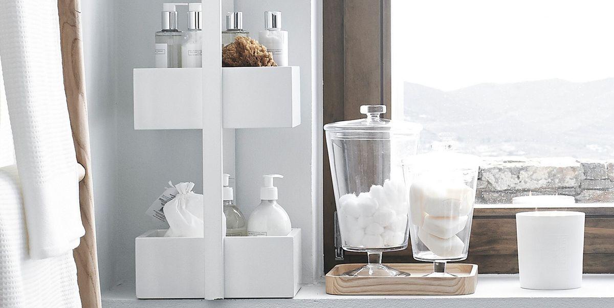Small Bathroom Storage Ideas With No