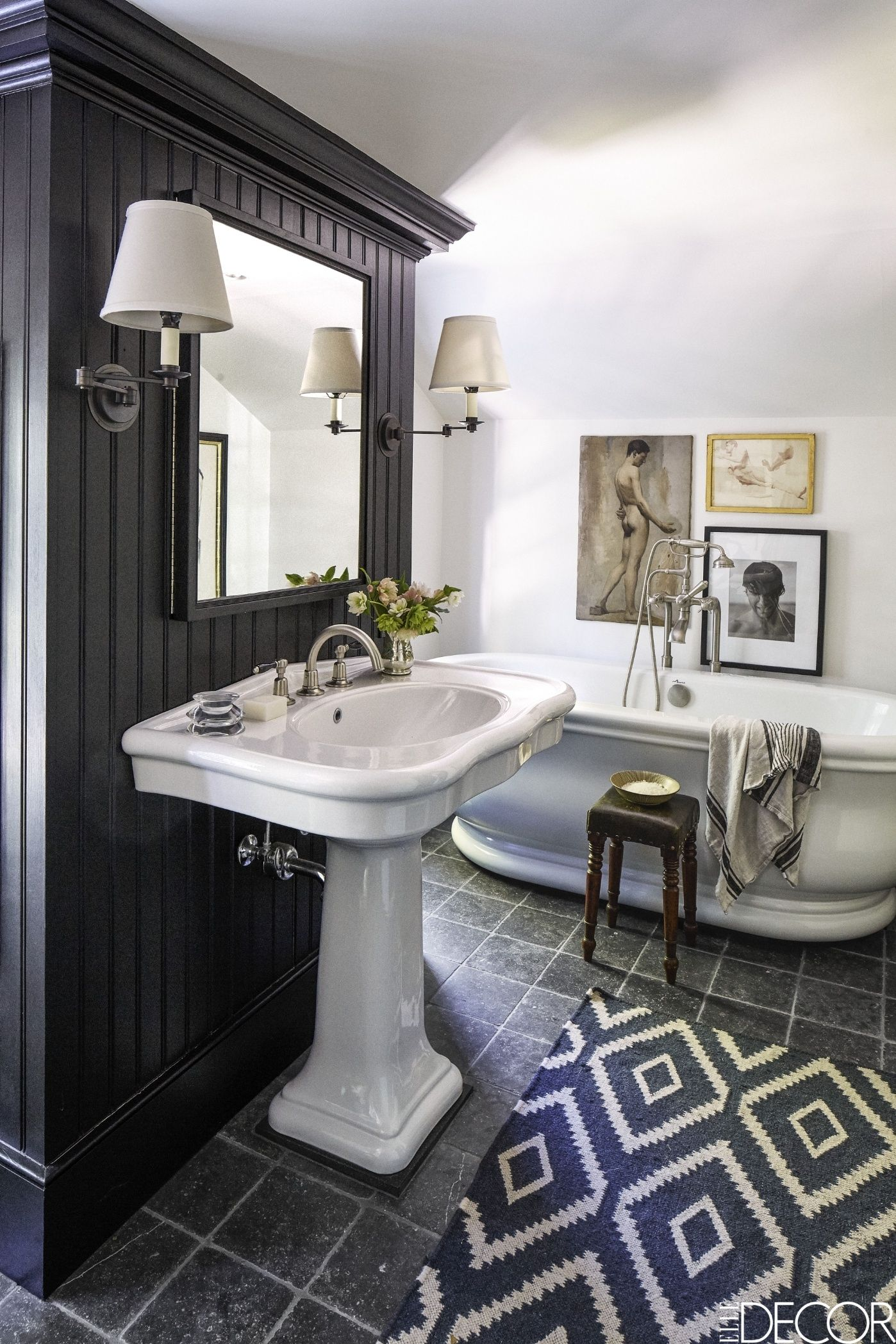 Interior Elle Decor Bathrooms 35 best small bathroom ideas and designs