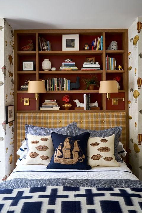 25 Small Bedroom Design Ideas - How to Decorate a Small Bedroom