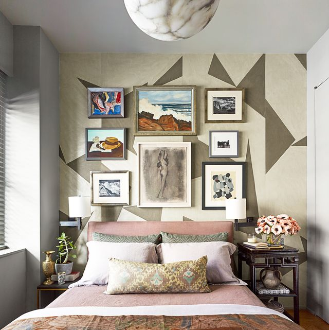 25 Small Bedroom Ideas That Are Look Stylishly Space Saving: 25 Small Bedroom Design Ideas