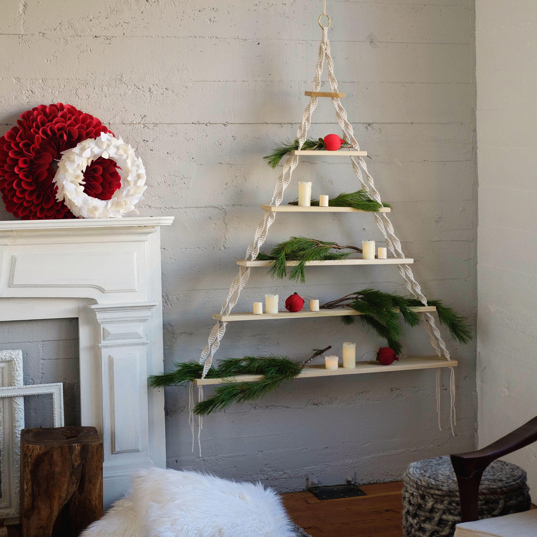 27 easy christmas home decor ideas small space apartment rh elledecor com