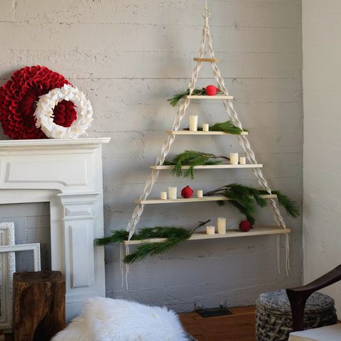 small holiday decorating - How To Decorate A Small Living Room For Christmas