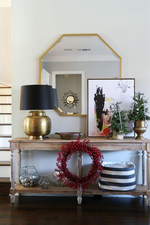 34 Easy Christmas Home Decor Ideas - Small Space Apartment ...