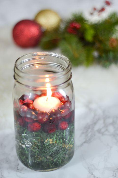 Small Holiday Decorating