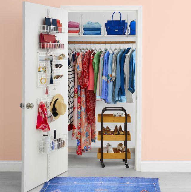 small closet organizers