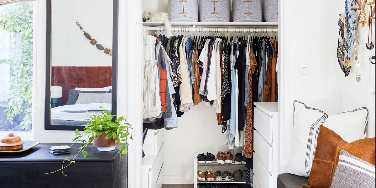 15 Best Small Closet Organization Ideas Storage Tip For