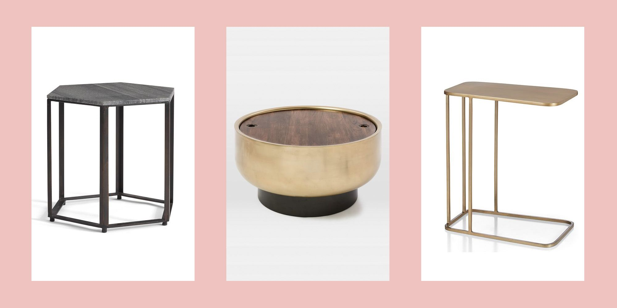 20 Small Coffee Tables Ideal For Apartments